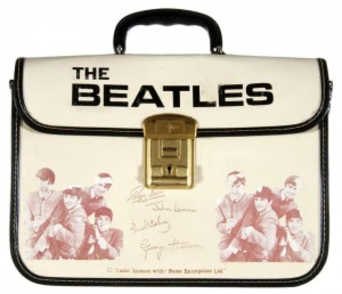 BeatlesSchoolbag