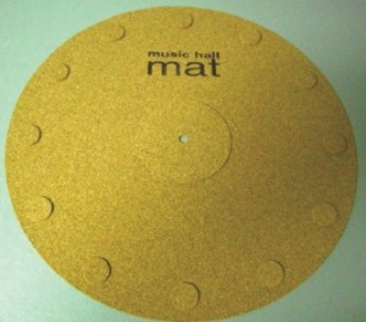 music hall mat vinyl record player