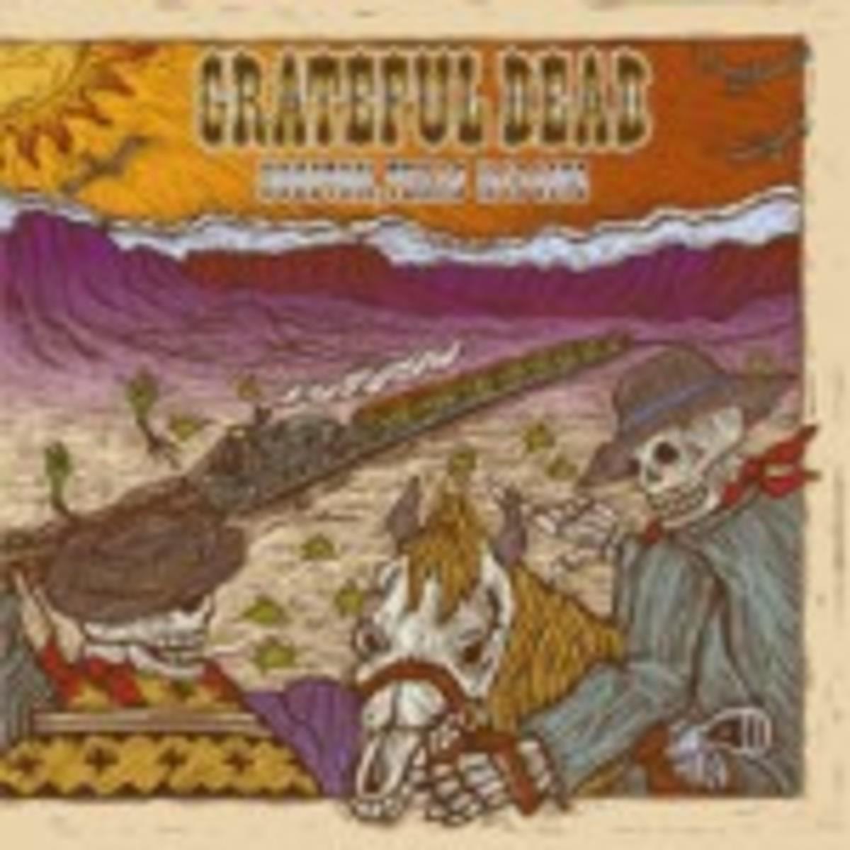 Grateful Dead live Houston Hoffheinz