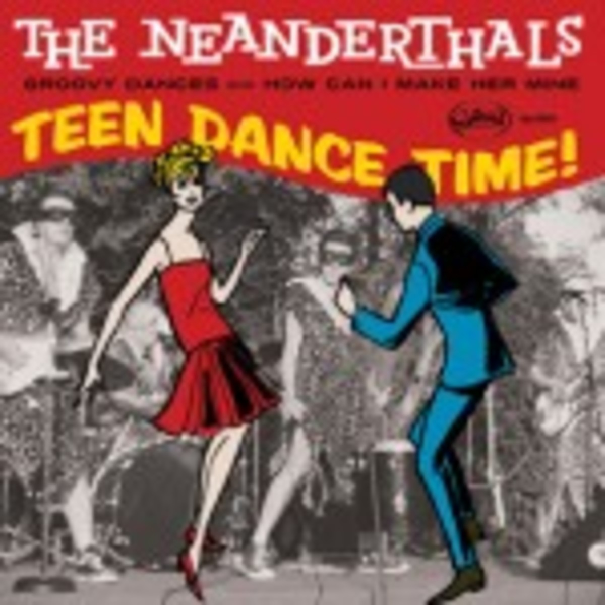 The Neanderthals Record Store Day single