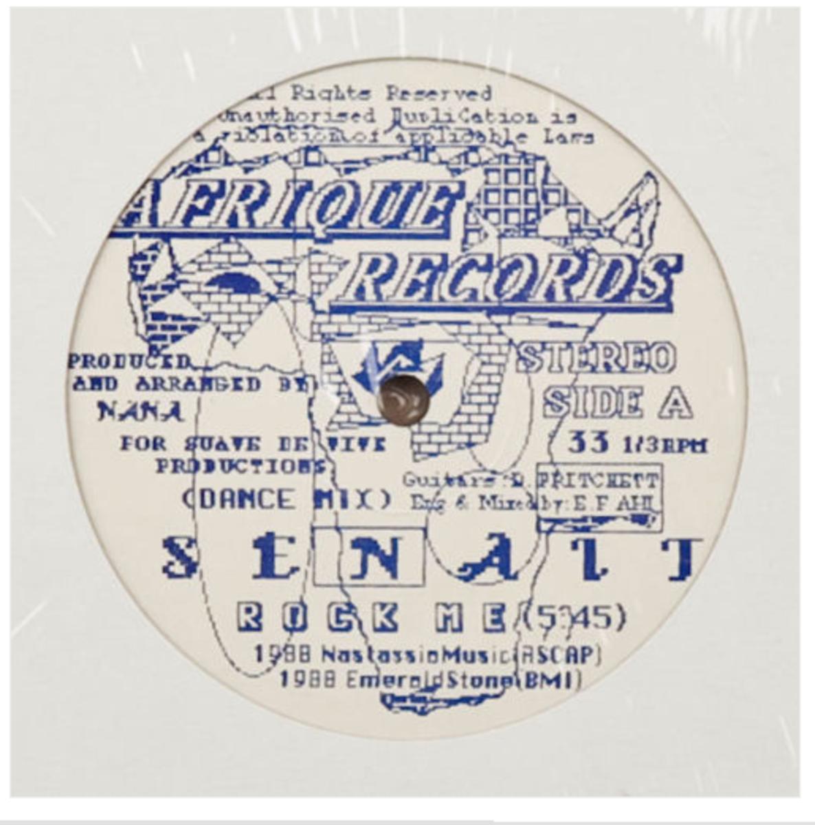 Afrique Records