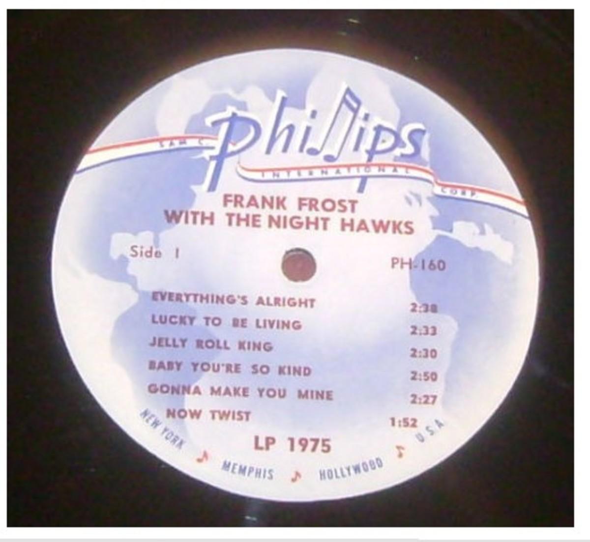 Frank Frost LP