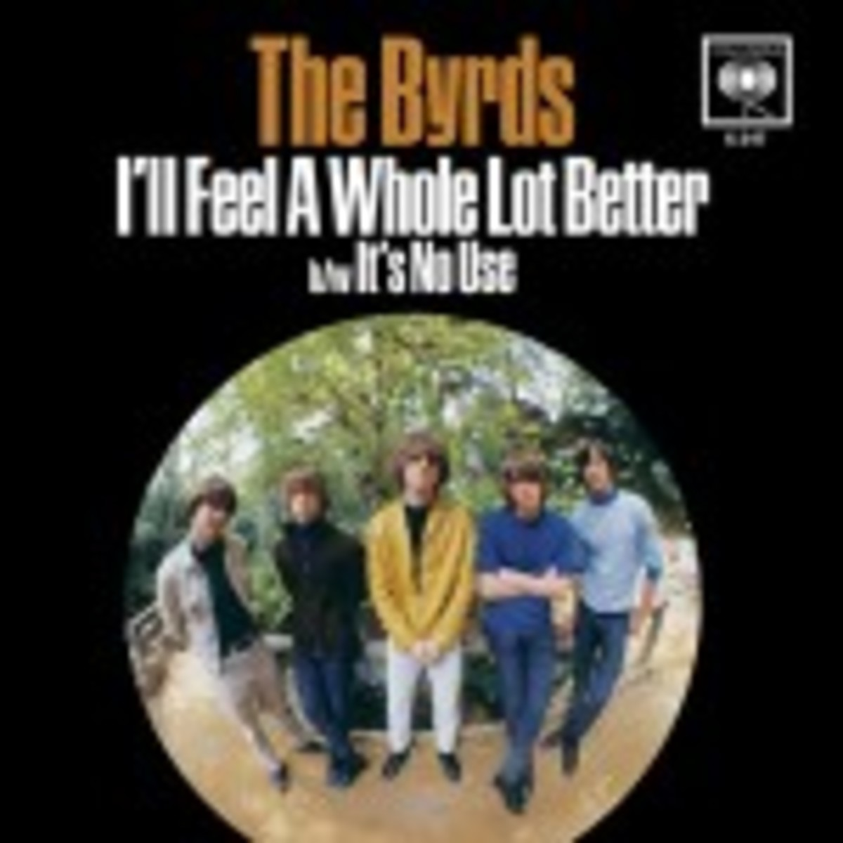 The Byrds Record Store Day single