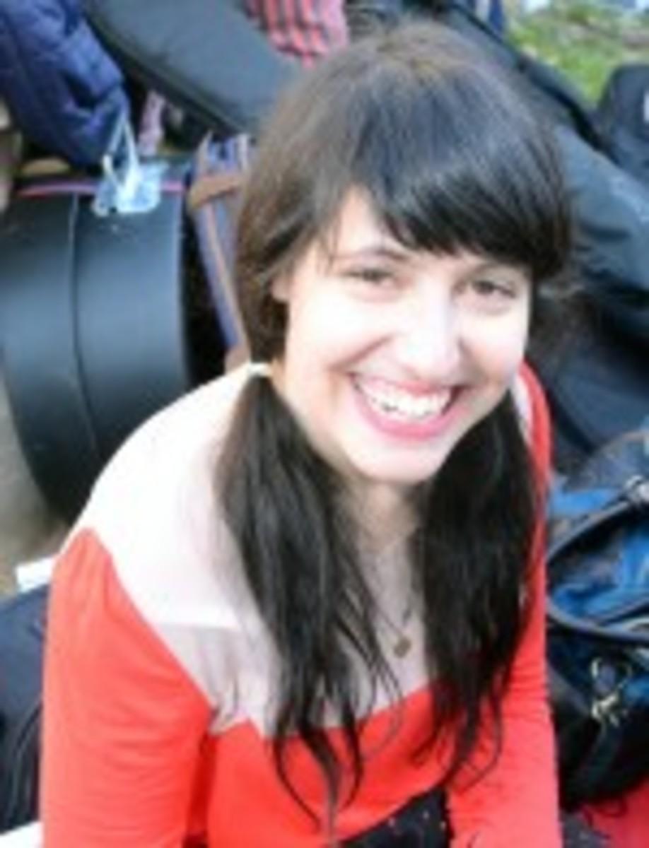 Elizabeth Ziman (Photo by Chris M. Junior)