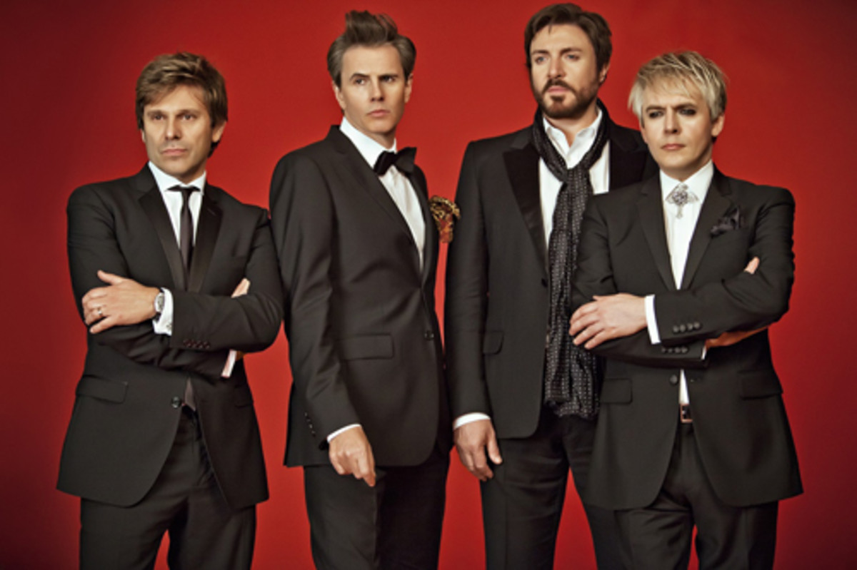 "Duran Duran in 2015. The band is preparing to release their new album ""Paper Gods"" on Sept. 18. Photo by Stephanie Pistel"