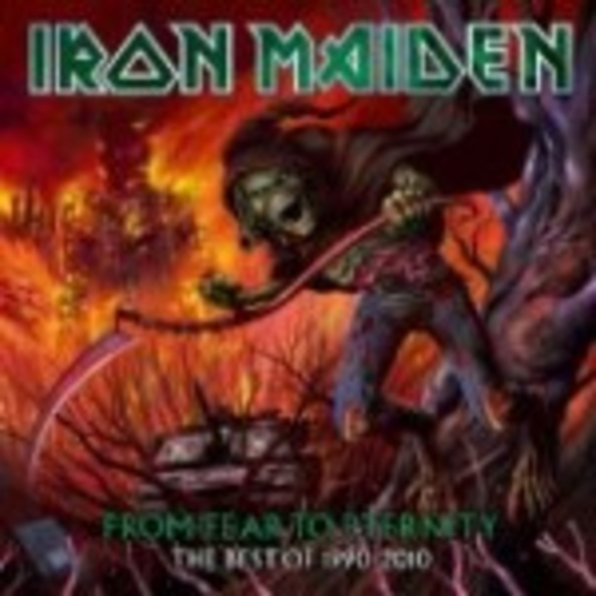 Iron Maiden_From Fear to Eternity