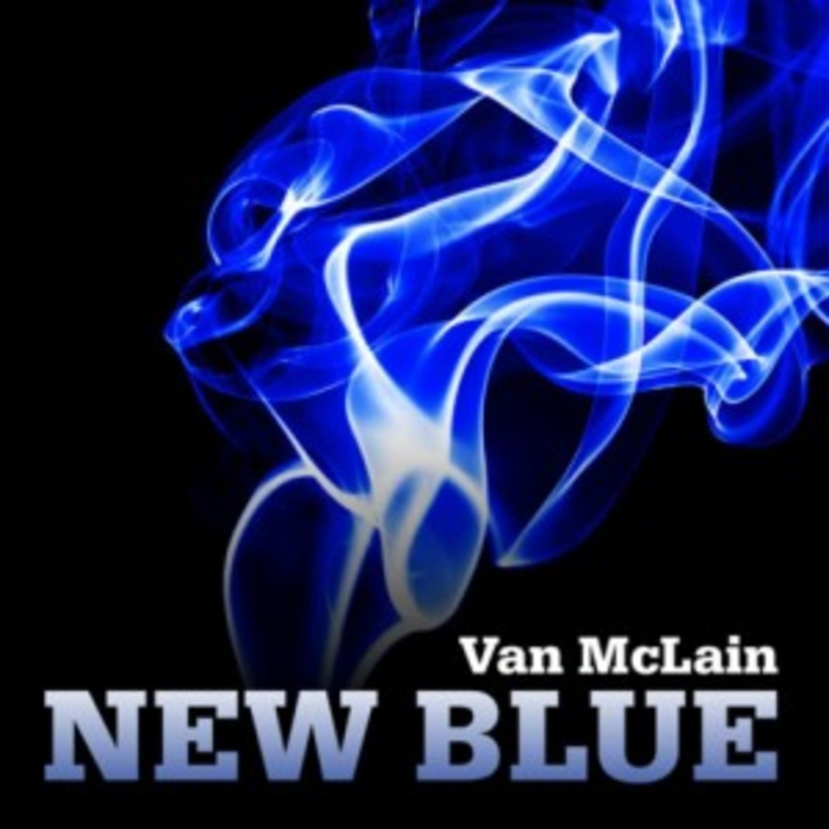 Van McLain New Blue