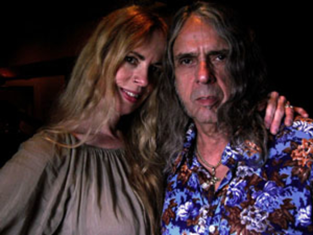 CoCo and Bobby, present day. Courtesy of Bobby Whitlock