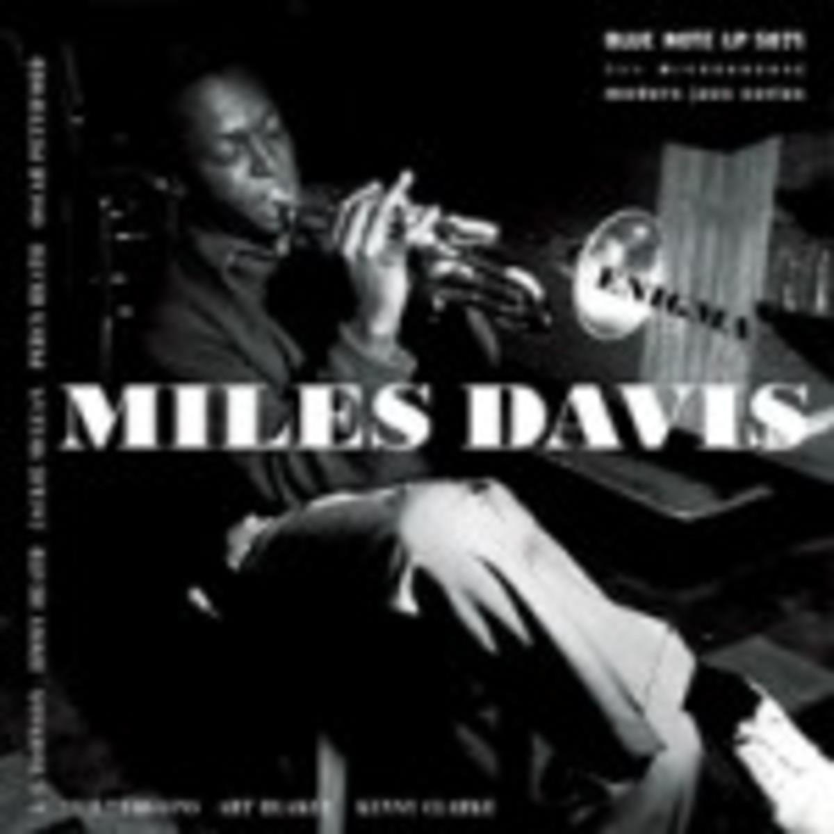 Miles Davis Enigma on vinyl