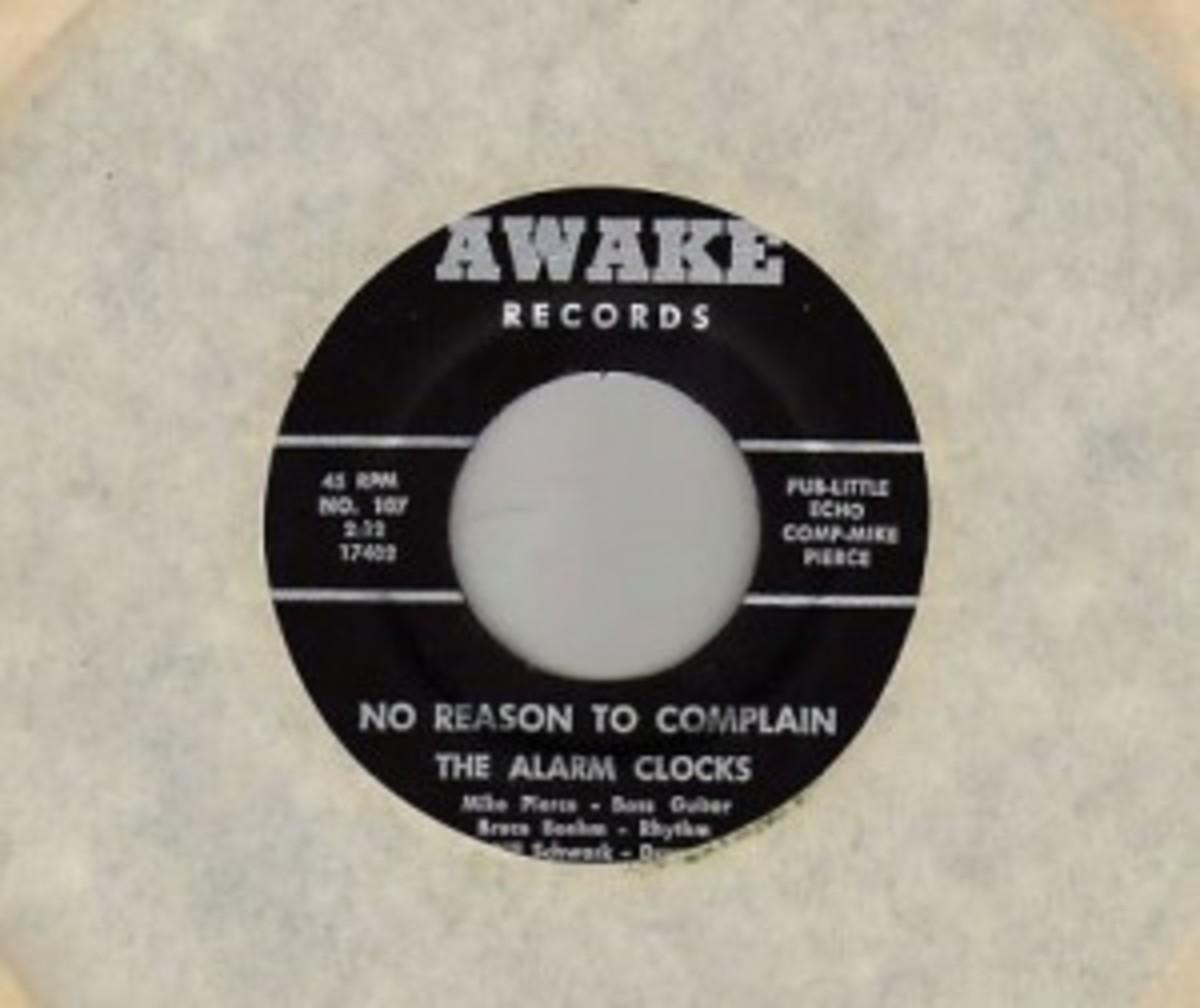 No. 6: The Alarm Clocks 45