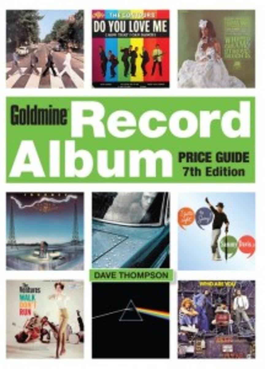 Goldmine Record Album Price Guide 7th Edition