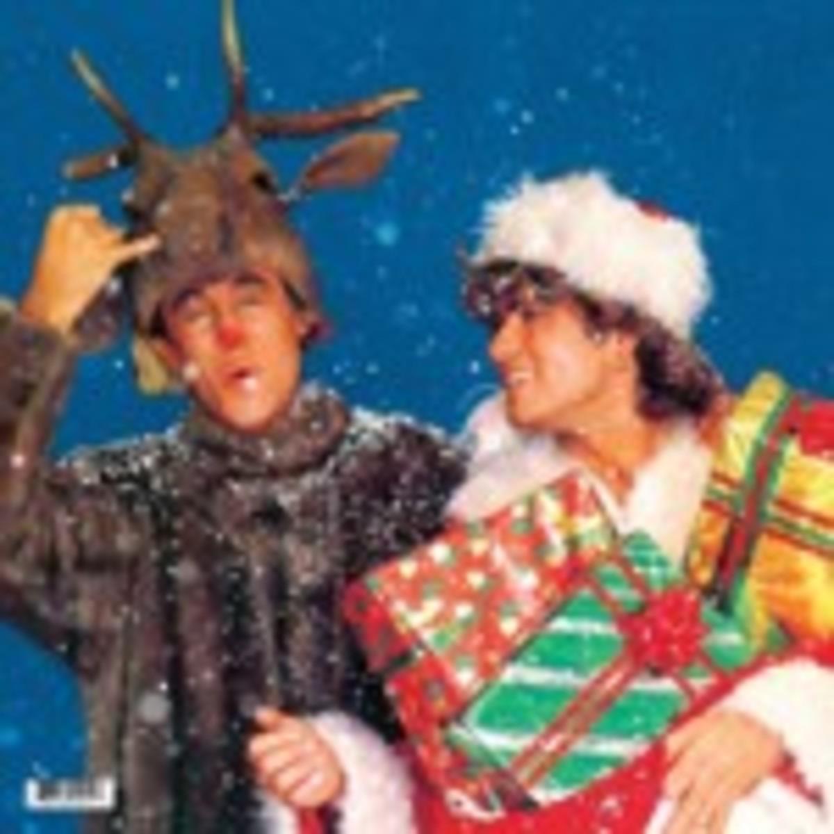 Wham! Last Christmas on vinyl
