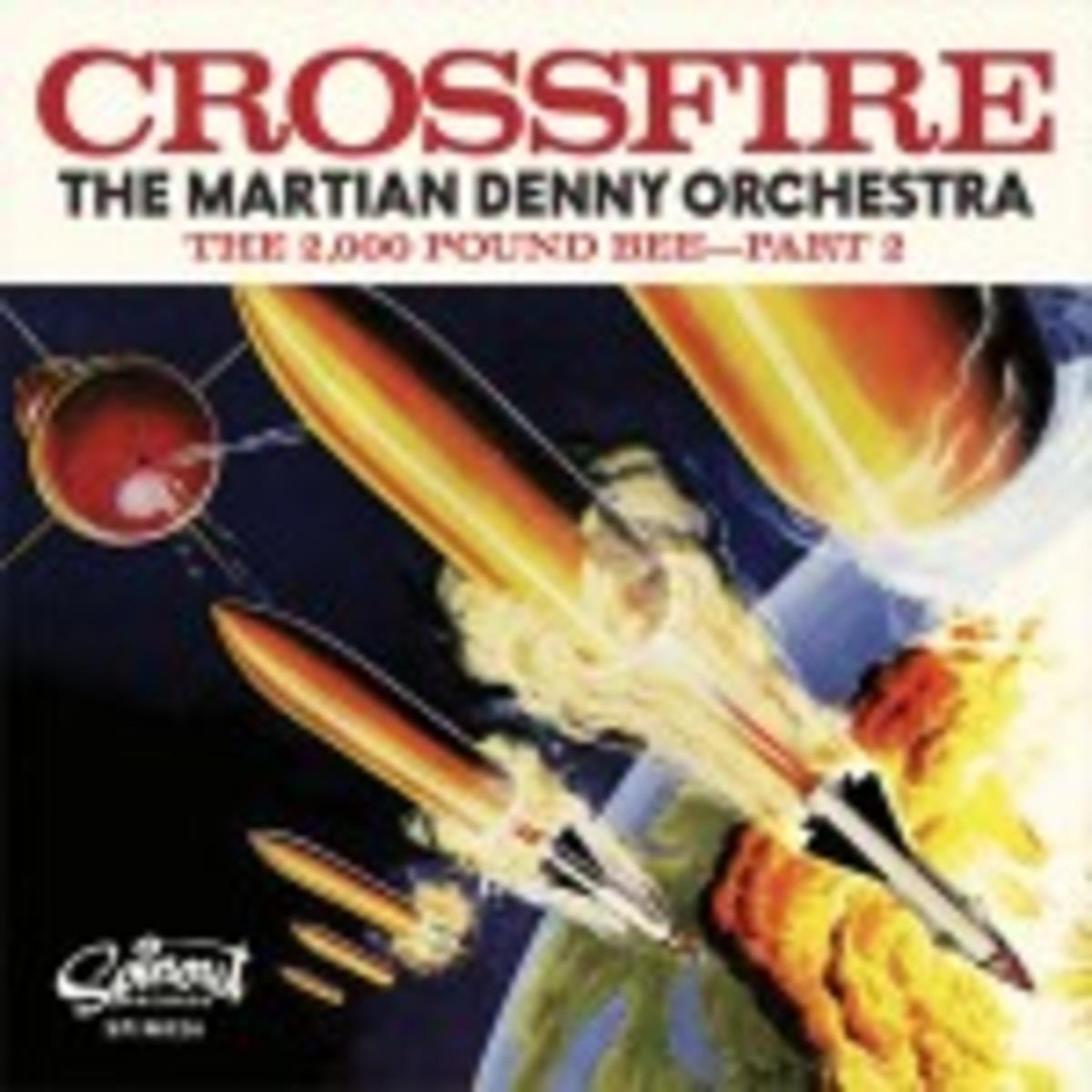 The Martian Denny Orchestra Record Store Day single
