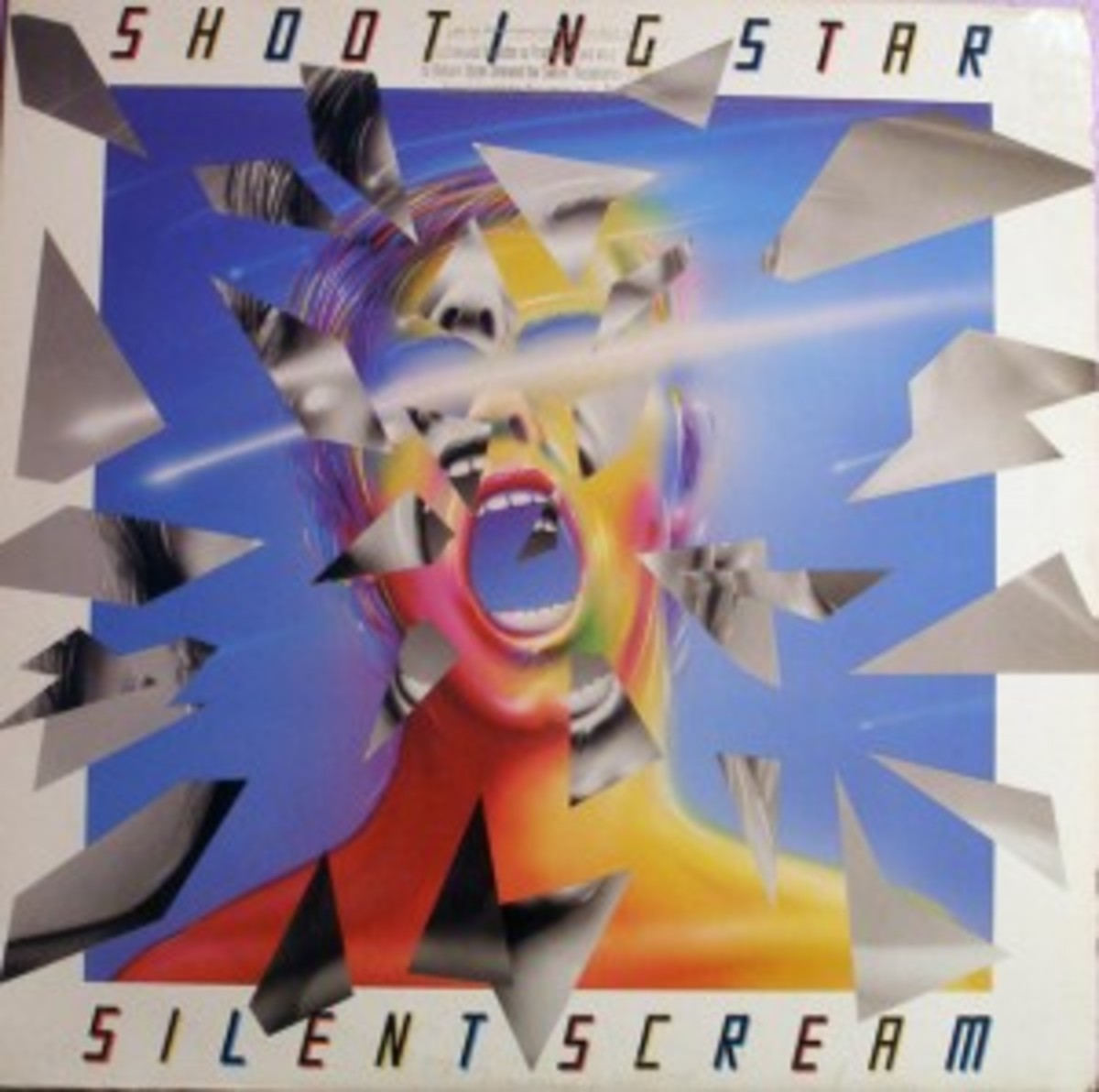 Shooting Star Silent Scream