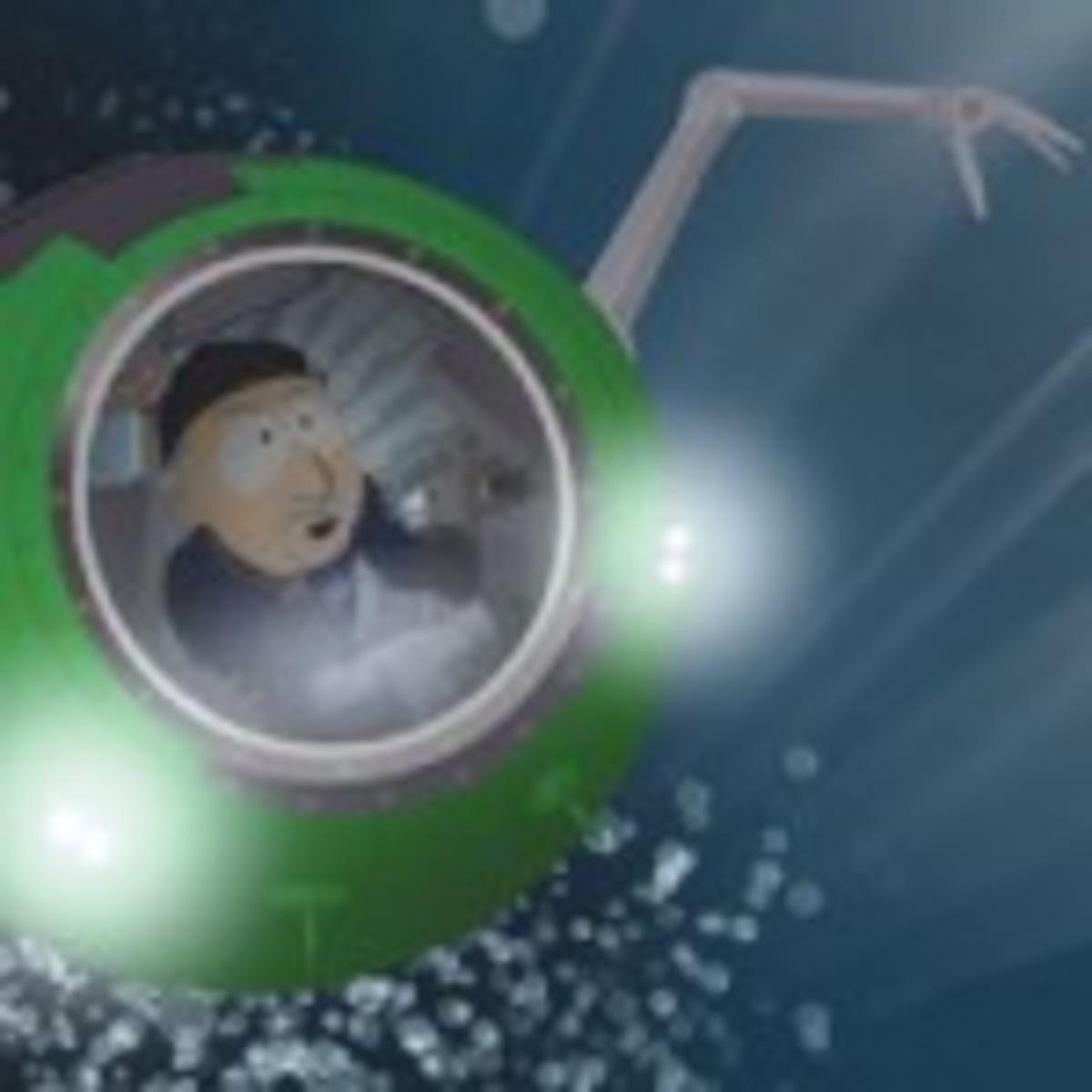 South Park James Cameron single