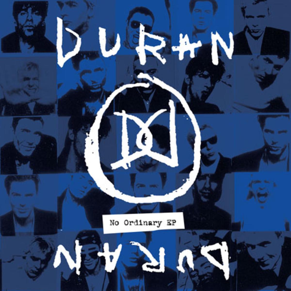 Duran Duran No Ordinary EP Back to Black Friday 2013