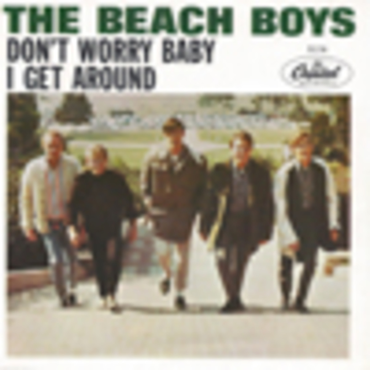 The Beach Boys I Get Around