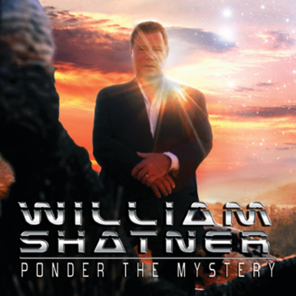 William Shatner Ponder The Mystery album