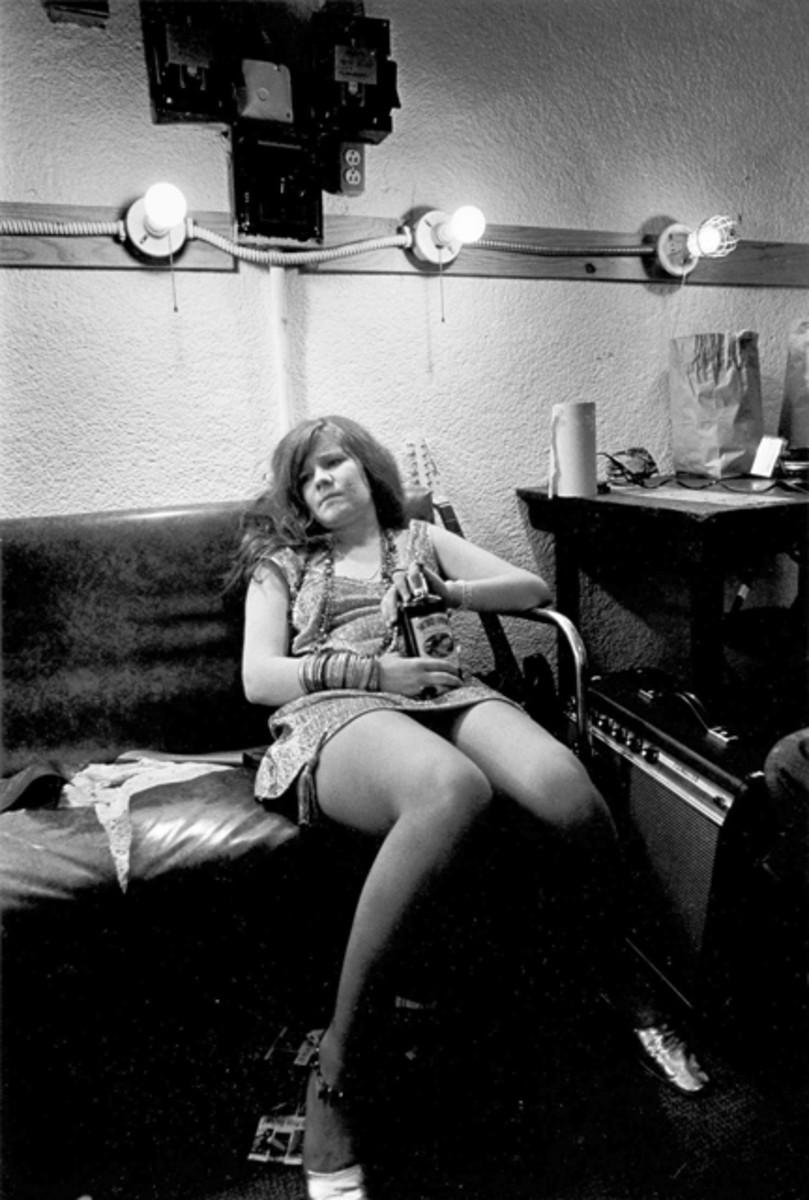 Janis Joplin Jim Marshall photo
