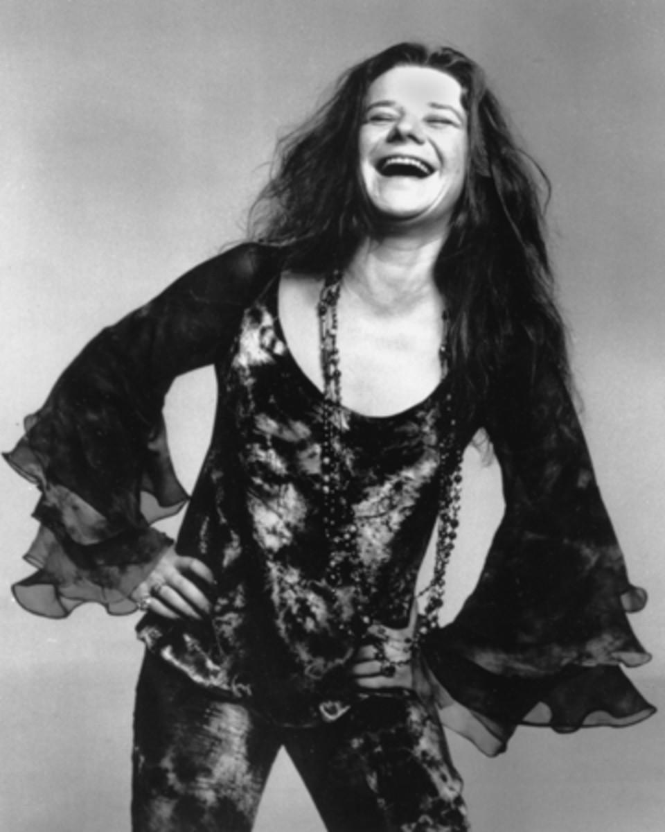 Janis Joplin Associated Press
