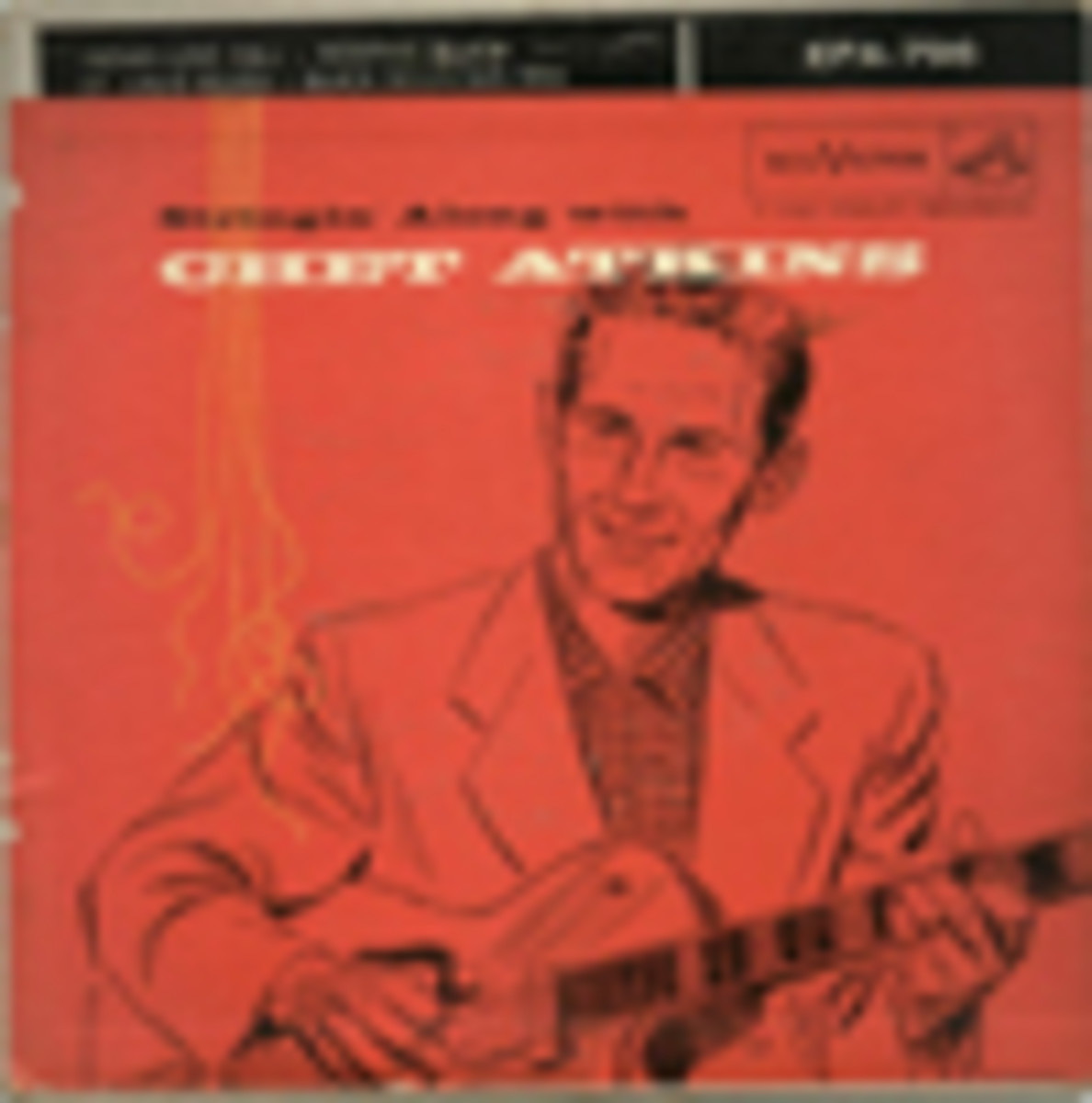 Chet Atkins Stringing Along