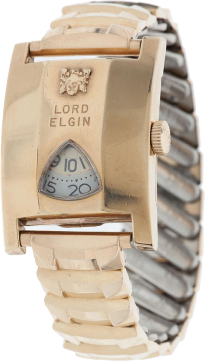 Elvis Lord Elgin direct read watch