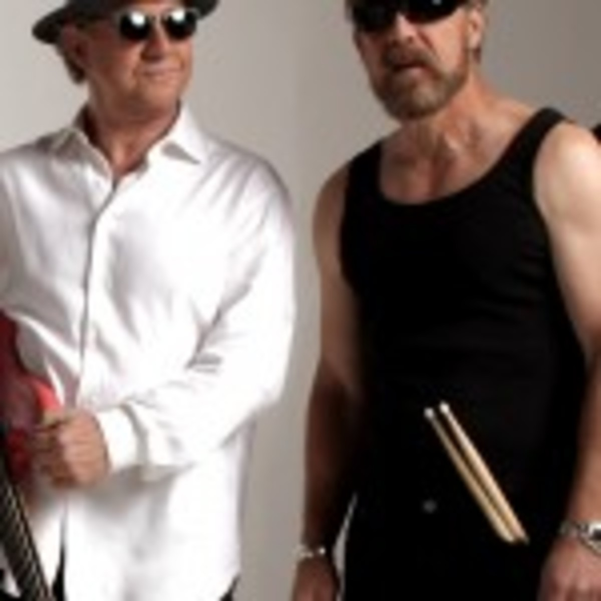 Stu Cook (left) and Doug Clifford