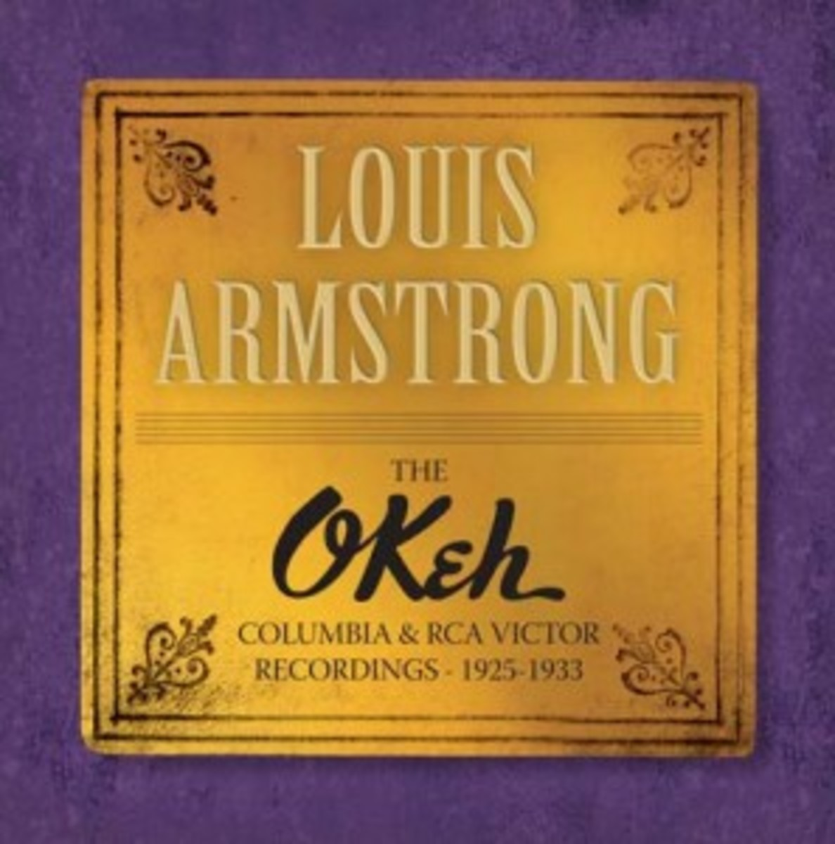 Louis Armstrong Okeh Recordings
