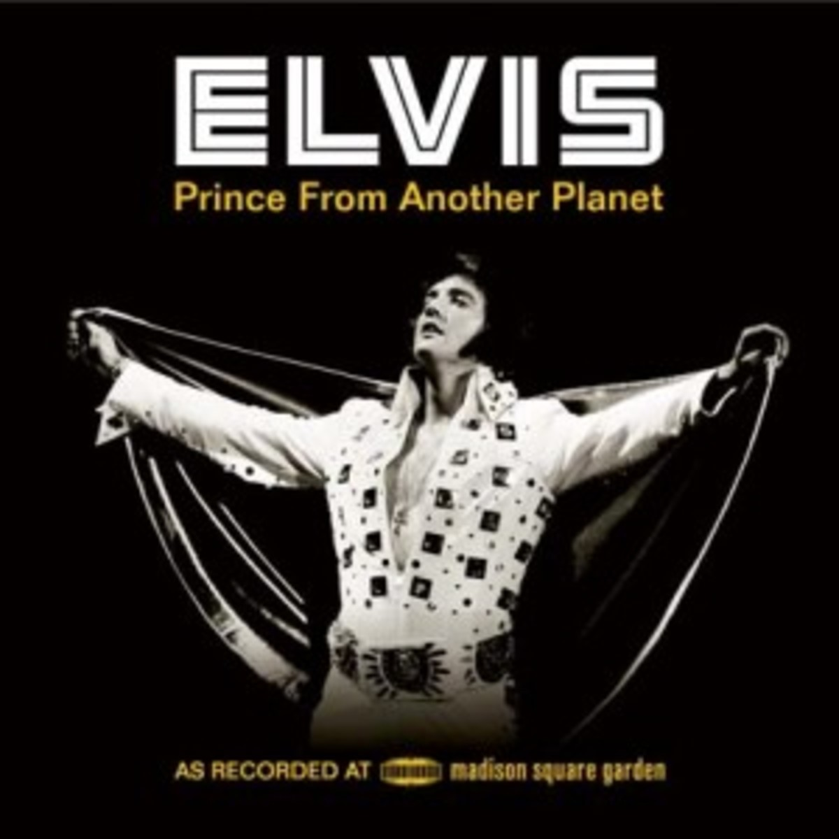 Elvis Presley Prince From Another Planet