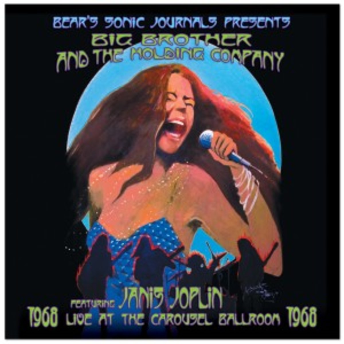 Big Brother and The Holding Company With Janis Joplin Live at the Carousel Ballroom 1968