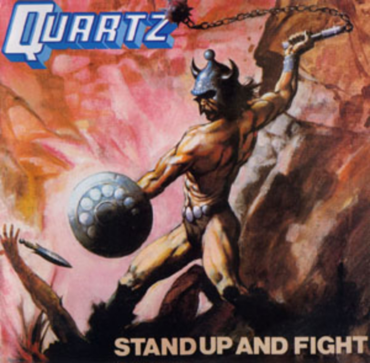 Quartz_StandUpAndFight
