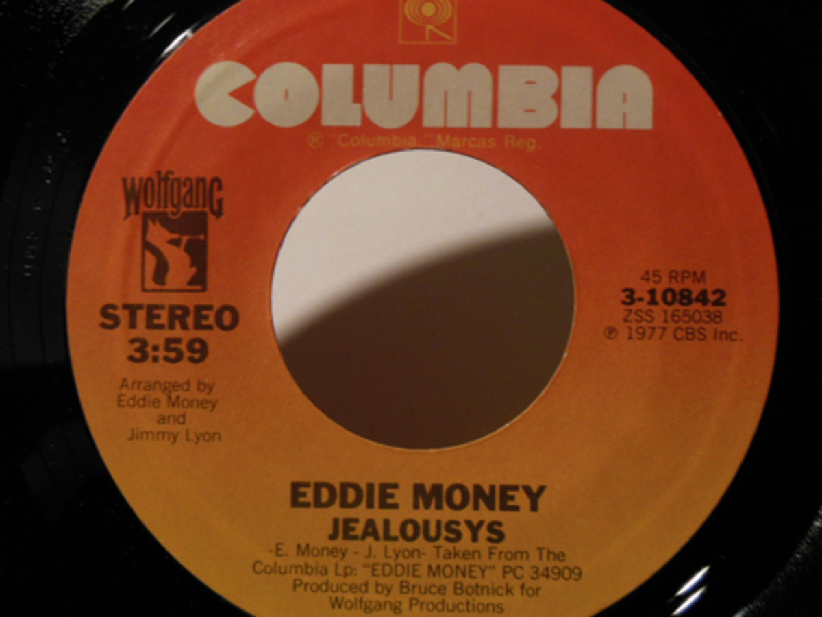 Eddie Money flip side