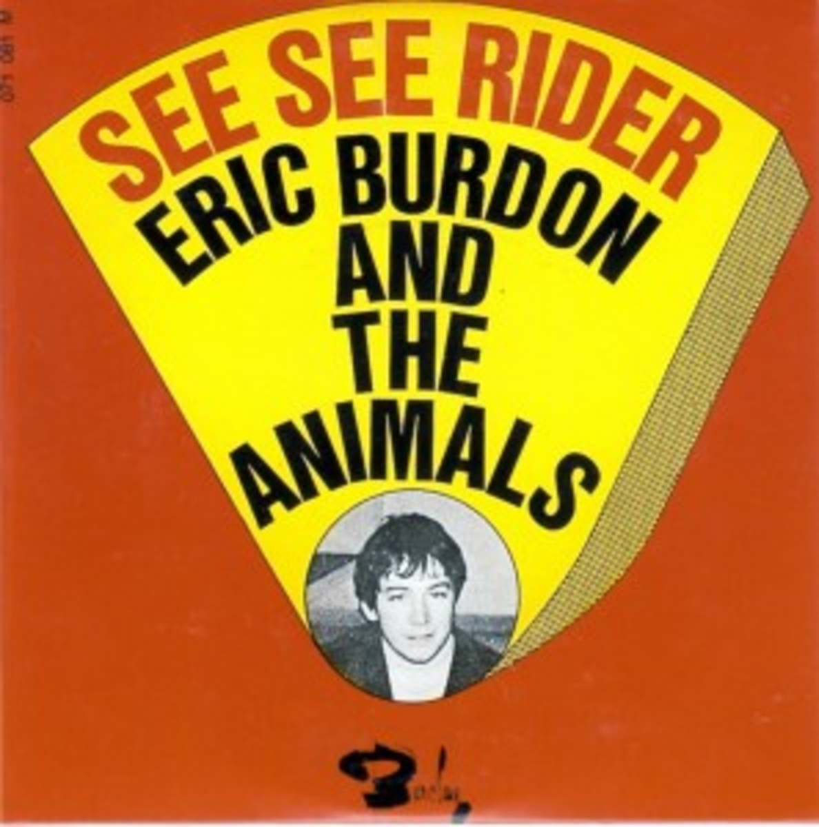 "Eric Burdon And The Animals' ""See See Rider"""