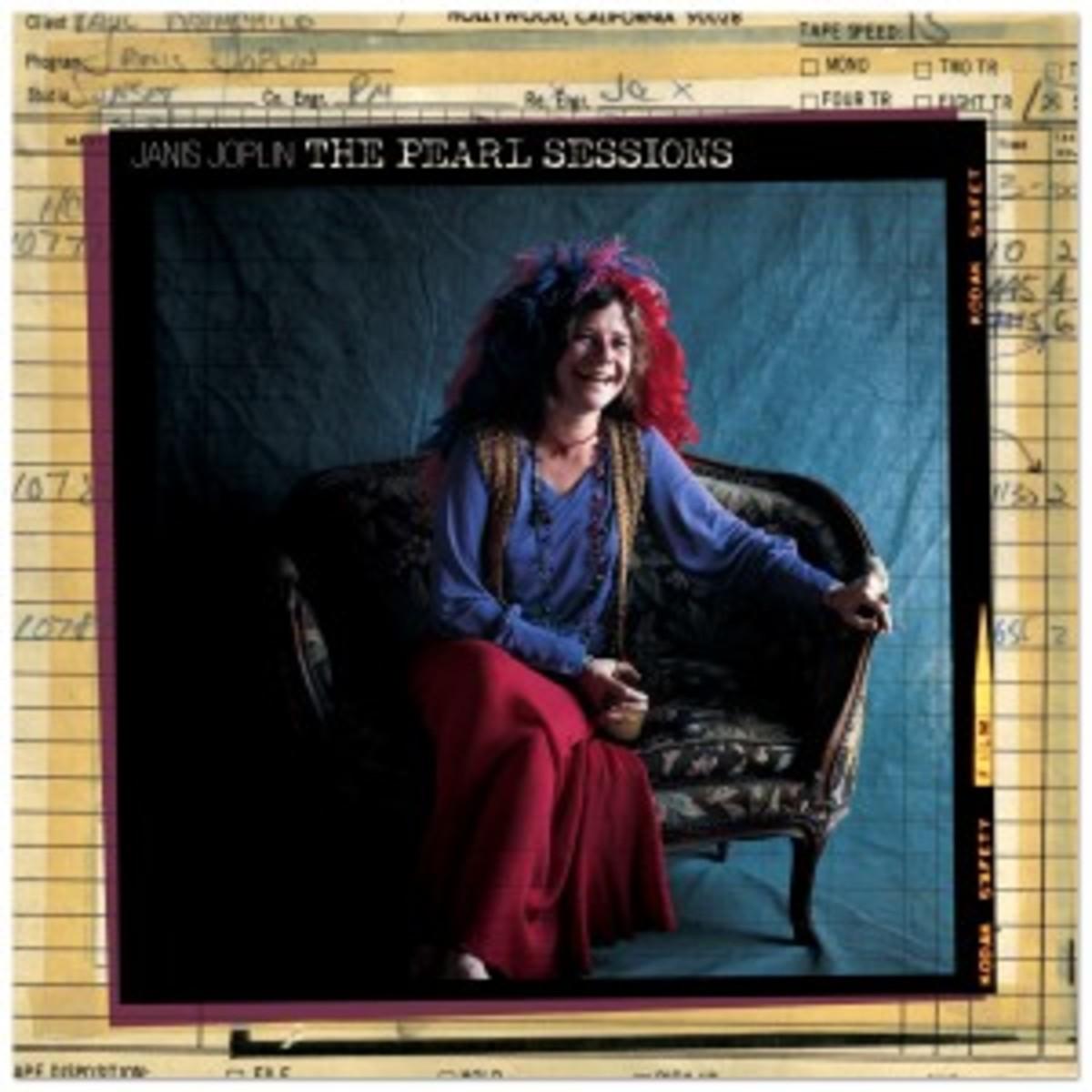 Janis Joplin The Pearl Sessions