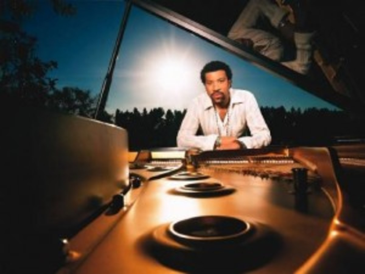 lionel richie from his site