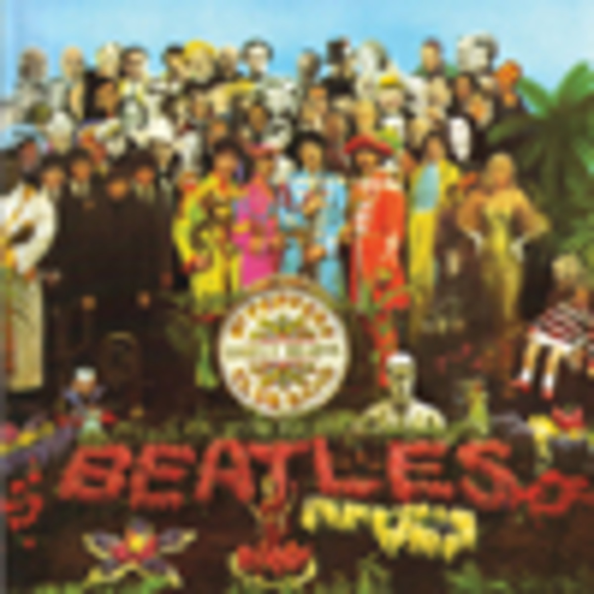 The Beatles Sgt. Pepper