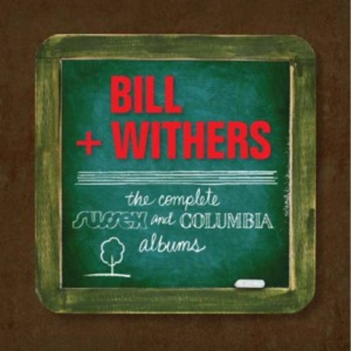 Bill Withers Sussex and Columbia Albums