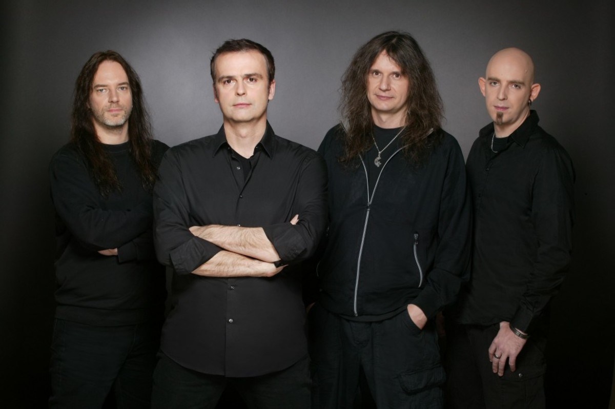 Blind Guardian. Promotional photo