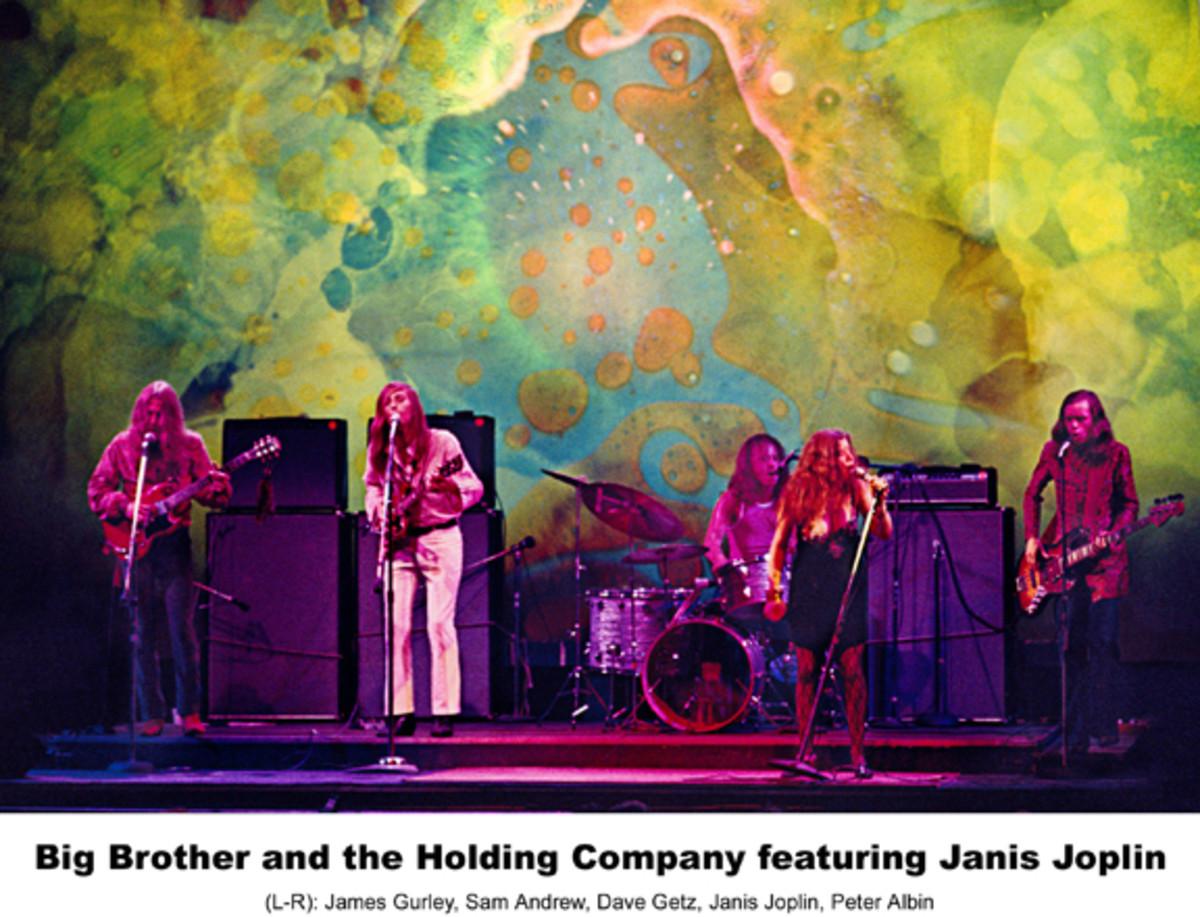 Big Brother Janis Joplin Carousel Ballroom