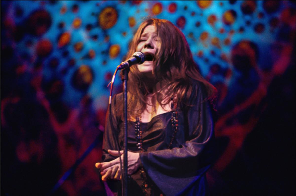 Janis Joplin Carousel Ballroom 1968