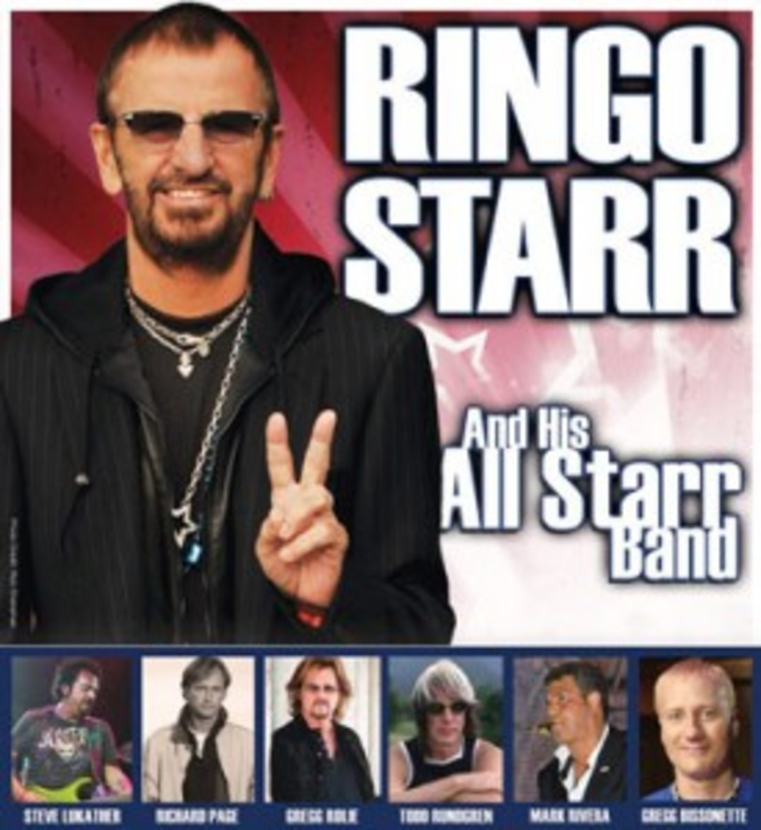 Ringo Starr and His All Starr Band 2012