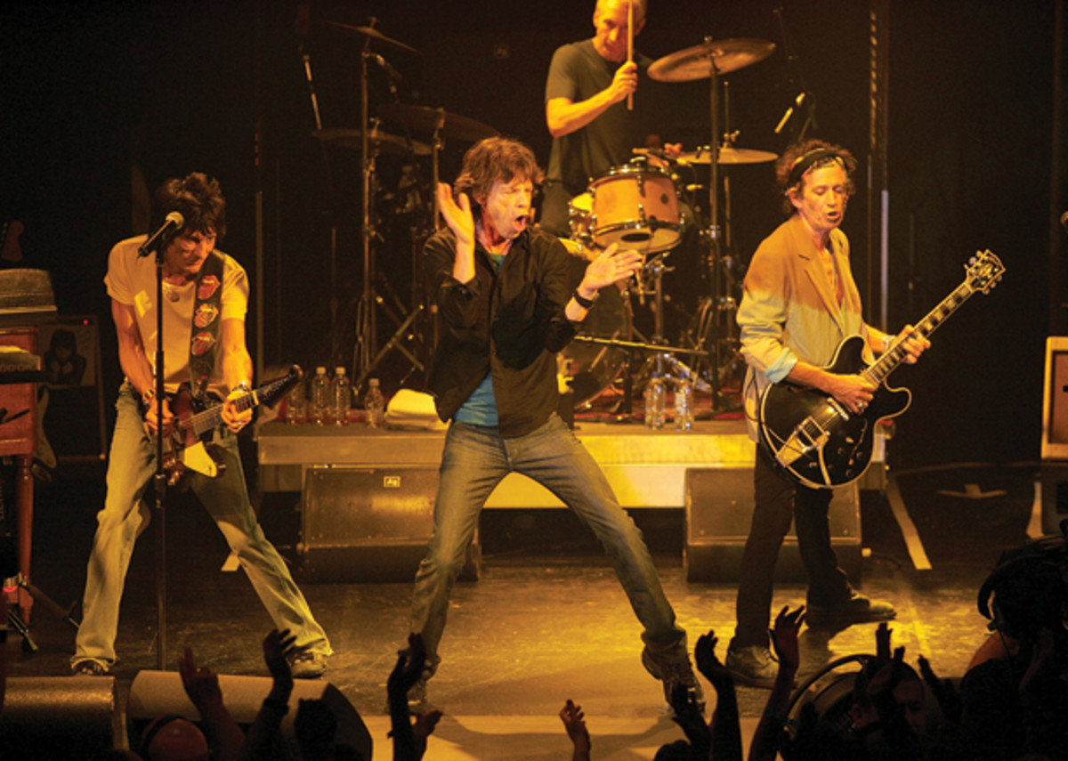 The Rolling Stones Universal Music publicity photo