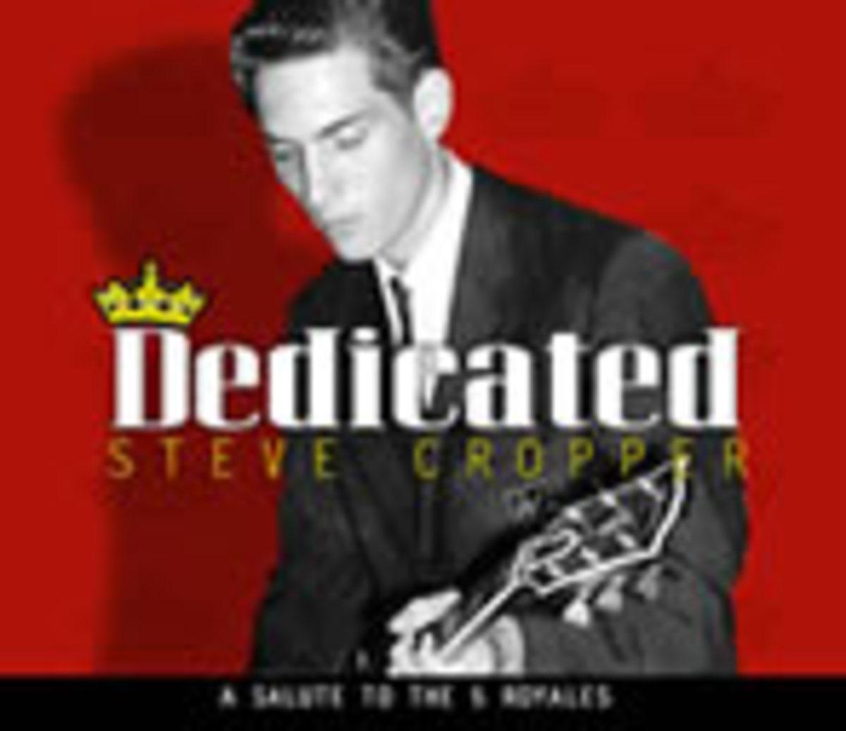 Steve Cropper_Dedicated