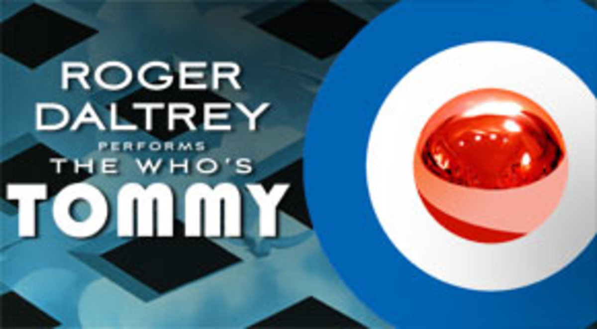 Roger Daltrey gave a terrific performance of Tommy, other songs from The Who, and a few tunes from his solo catalog at the Prudential Center in Newark, New Jersey on Sunday night, September 18th.