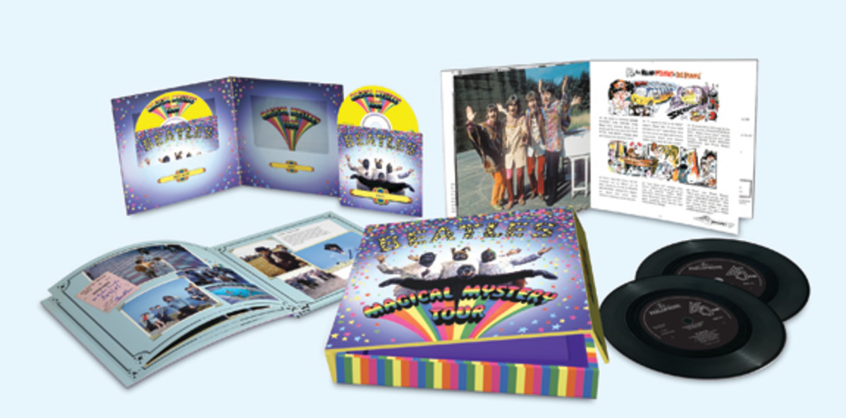 Magical Mystery Tour deluxe edition