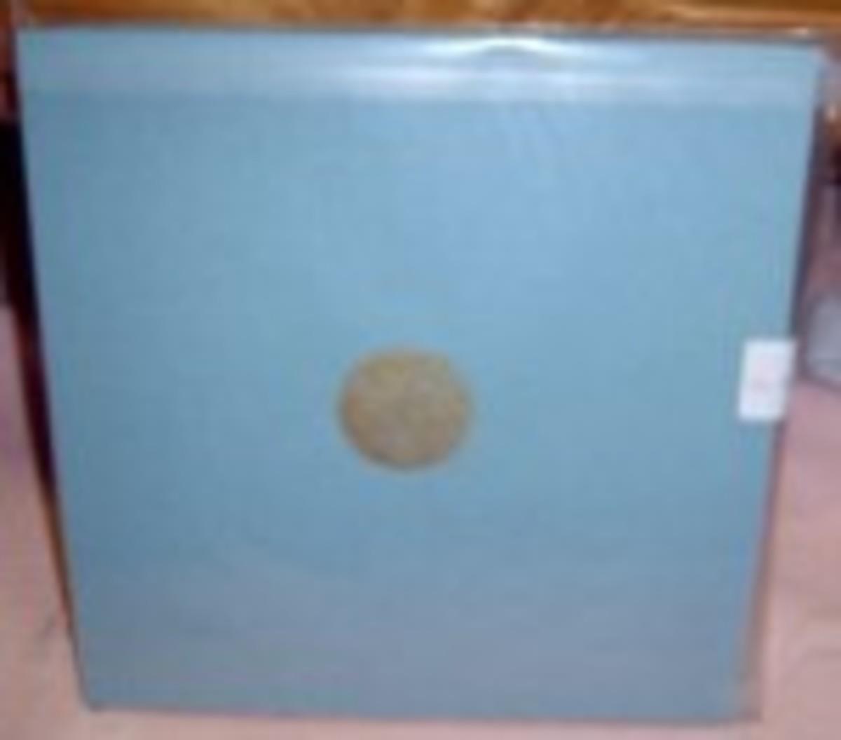 Andre Levy Jeanne Gautier L'archet d'Or 45 RPM test pressing set
