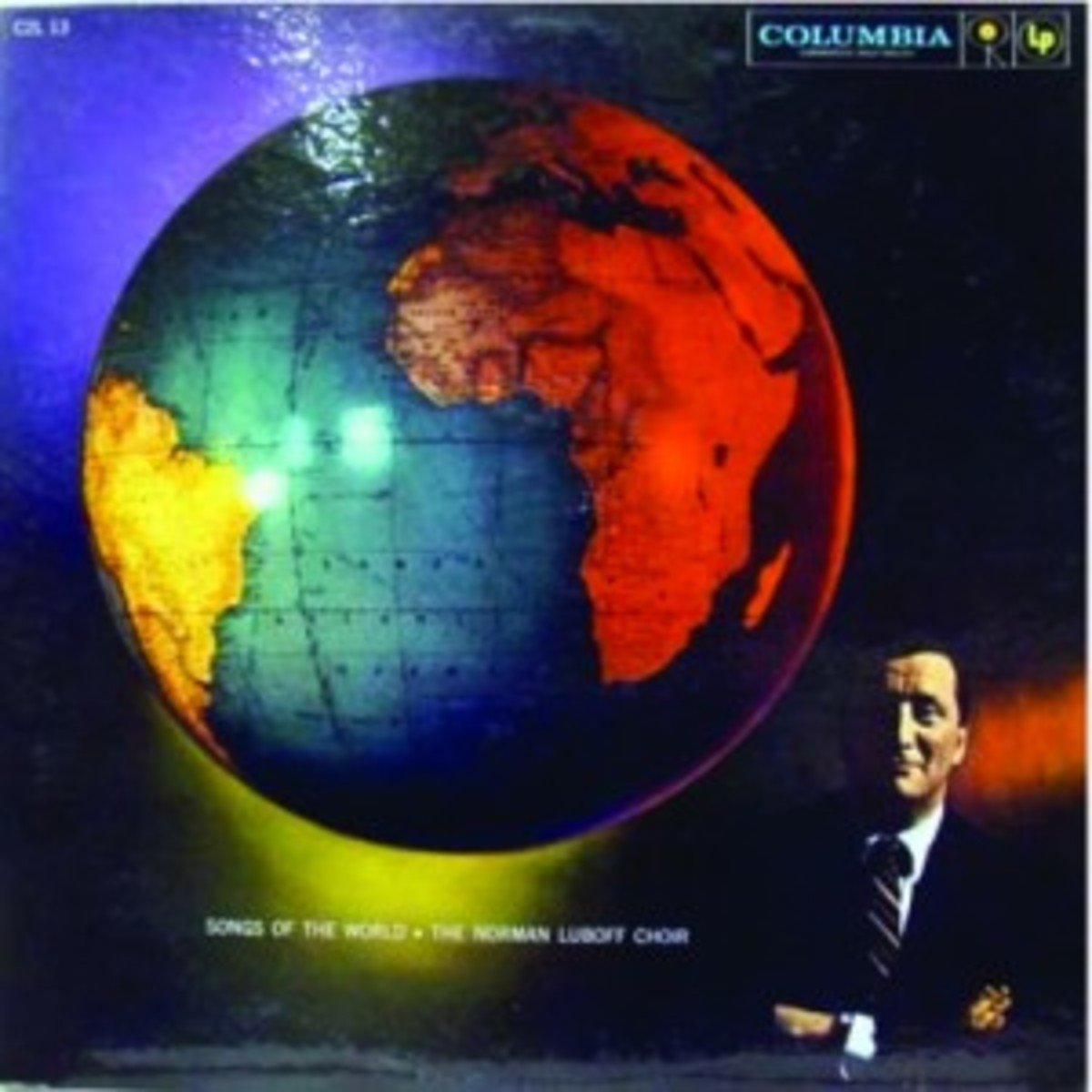 Norman Luboff Choir Songs of The World