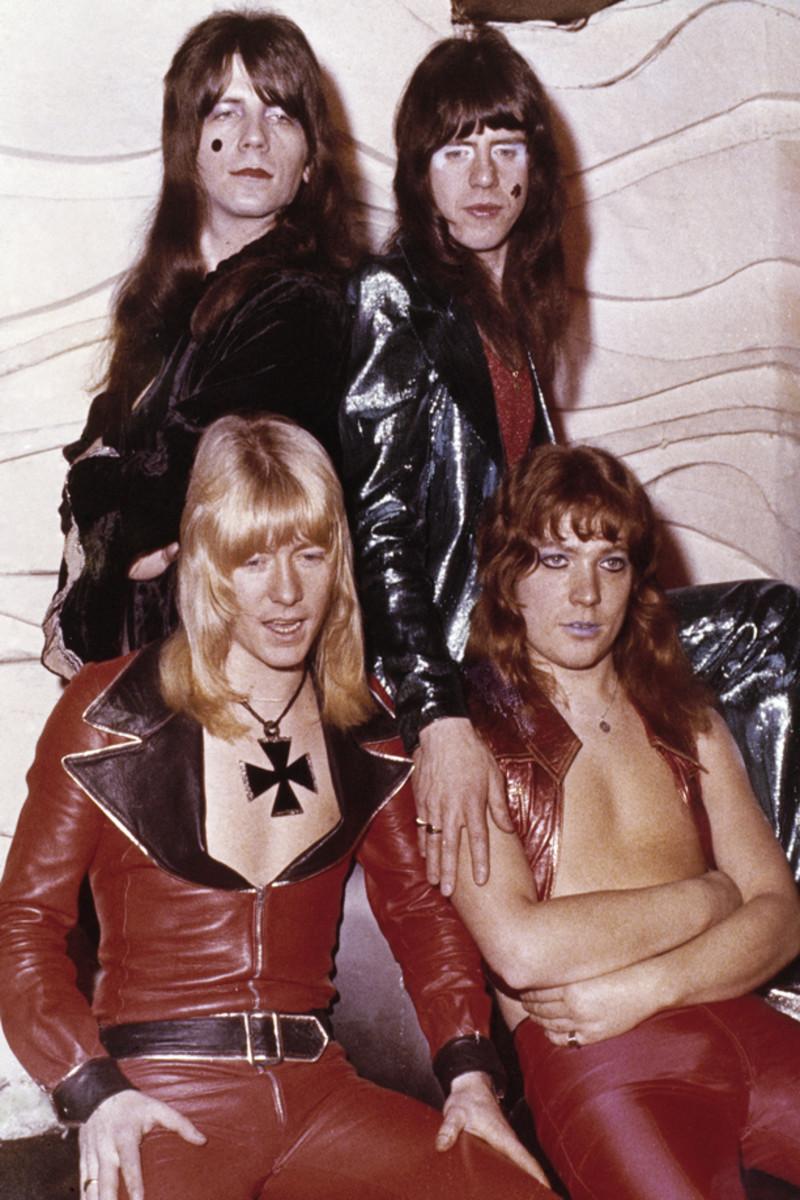Sweet 1973 glam rock