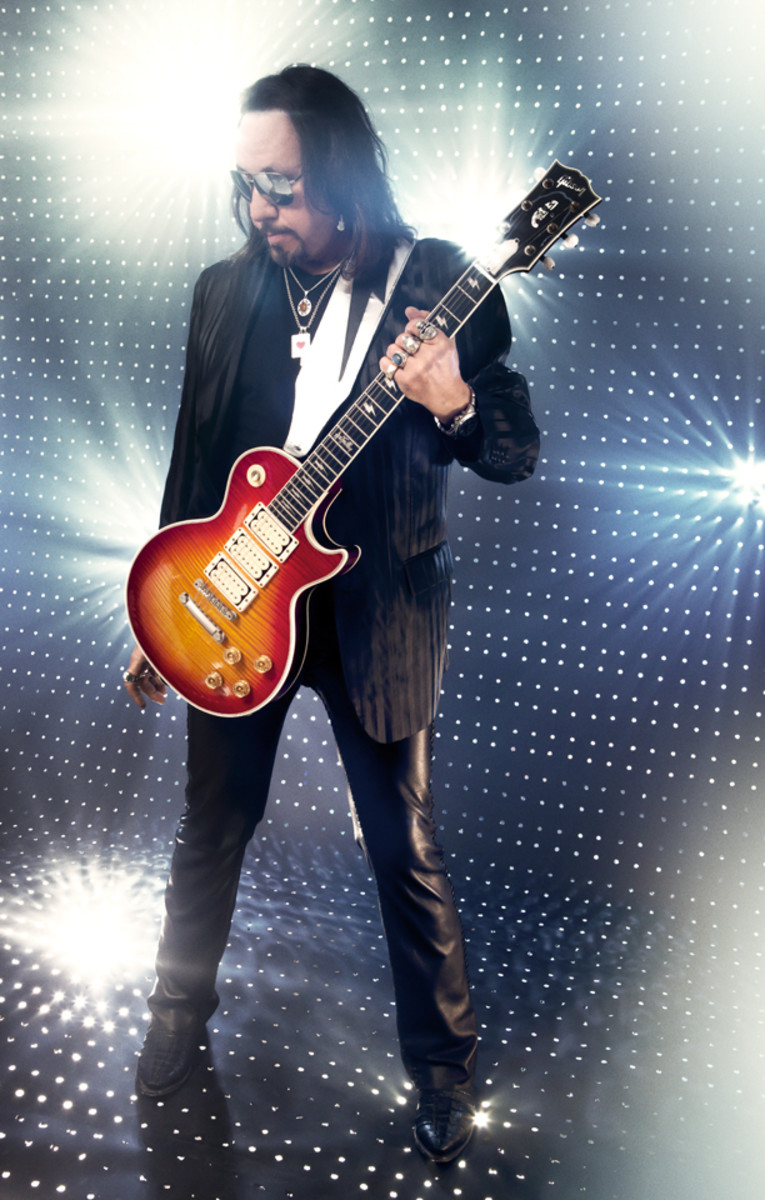 Ace Frehley photo by Jayme Thornton