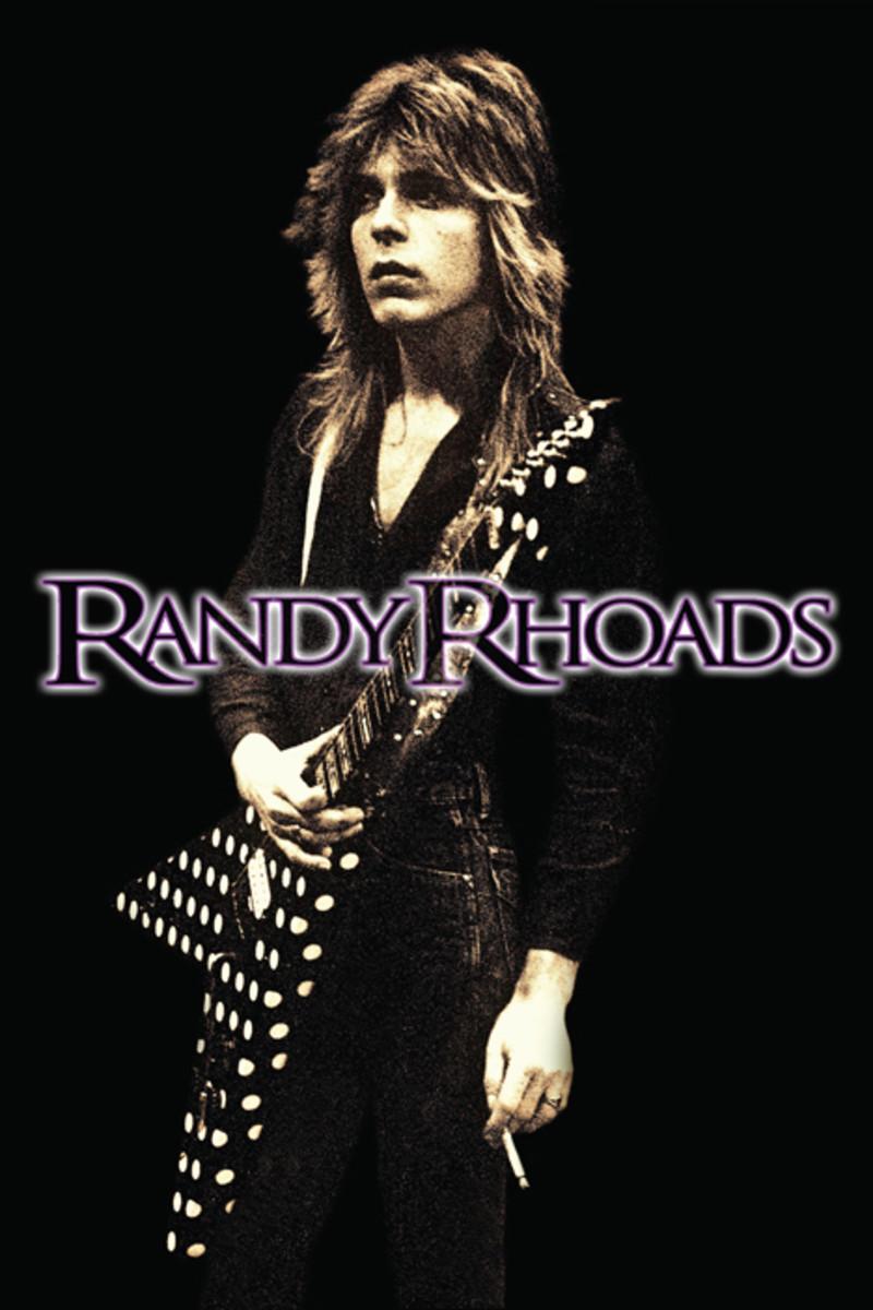 Randy Rhoads by Steven Rosen and Andrew Klein
